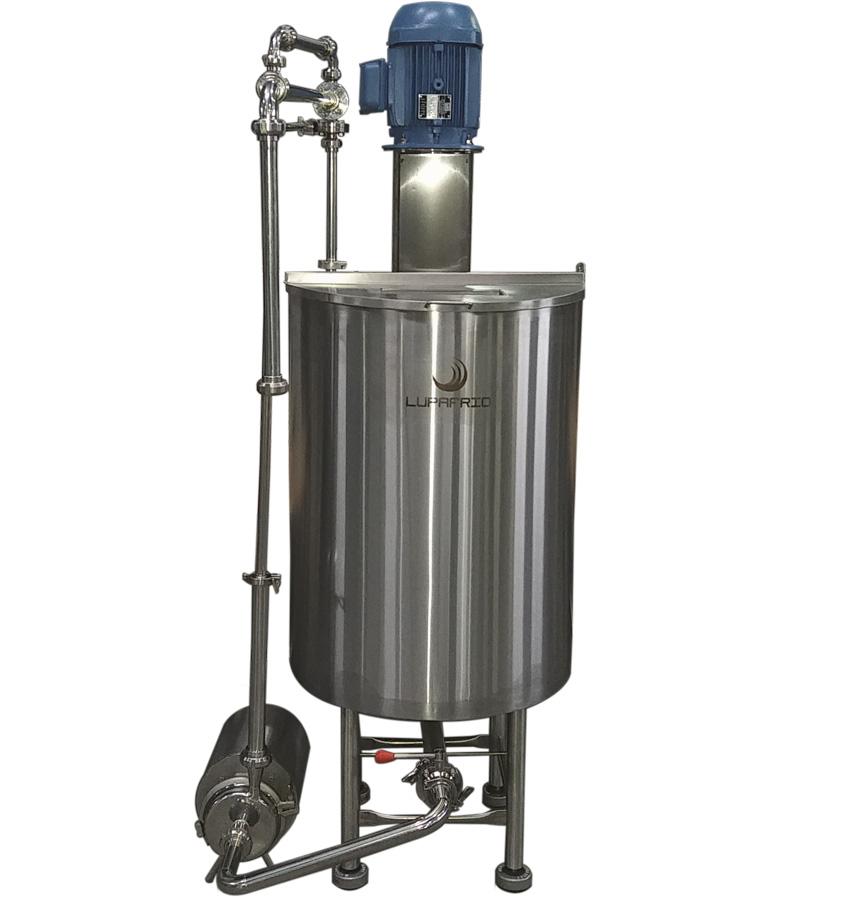 Triturador 200 litros